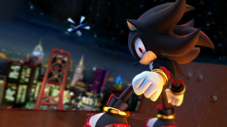 Shadow The Hedgehog HD Wallpapers