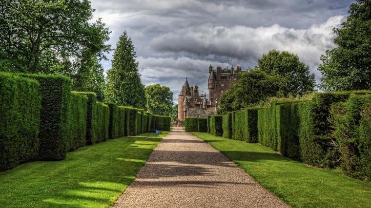 Glamis Castle Wallpapers