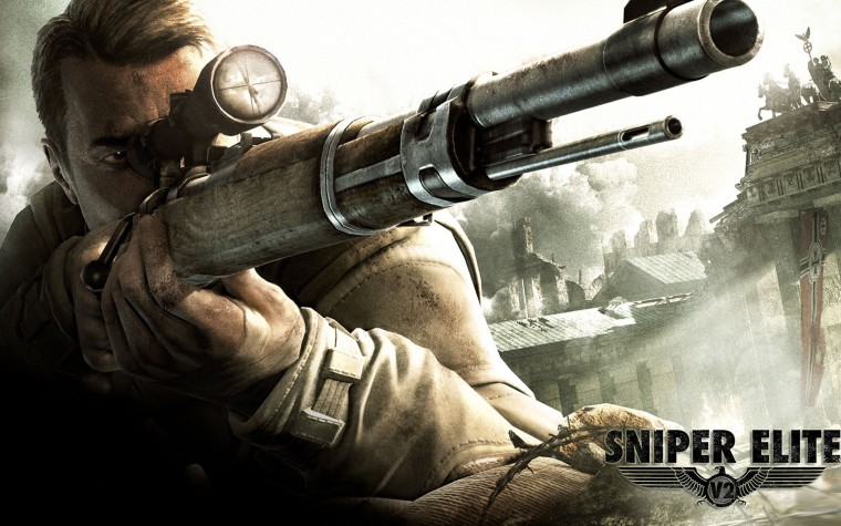 Sniper Elite V2 HD Wallpapers