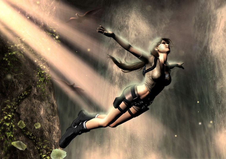 Tomb Raider: Legend HD Wallpapers