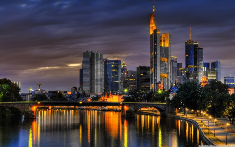 Frankfurt Wallpapers