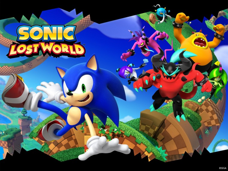 Sonic Lost World HD Wallpapers
