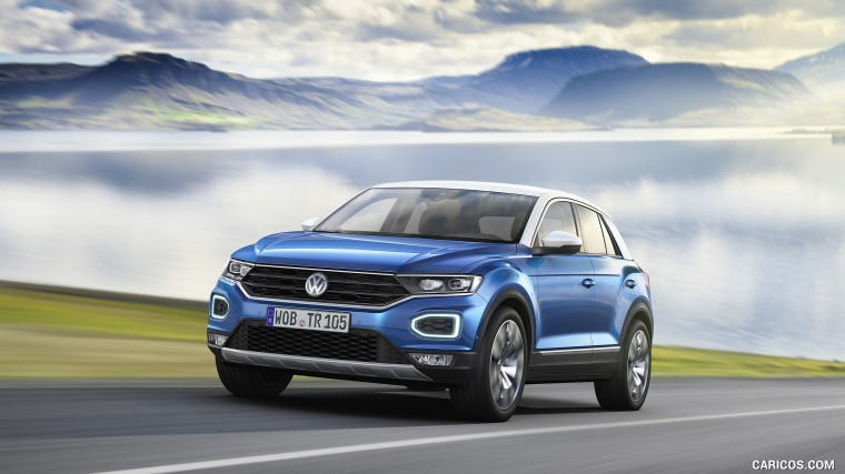 Volkswagen T-Roc Wallpapers