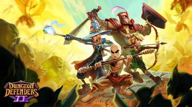 Dungeon Defenders HD Wallpapers