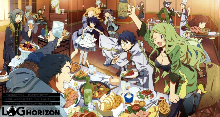 Log Horizon Wallpapers