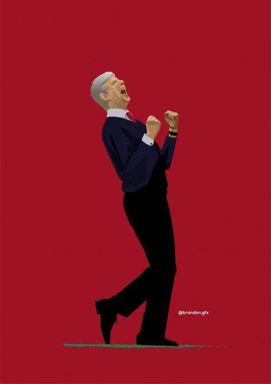 Arsene Wenger Wallpapers
