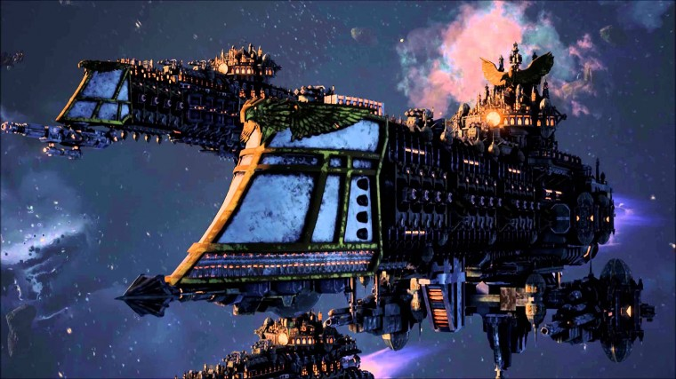 Battlefleet Gothic: Armada HD Wallpapers
