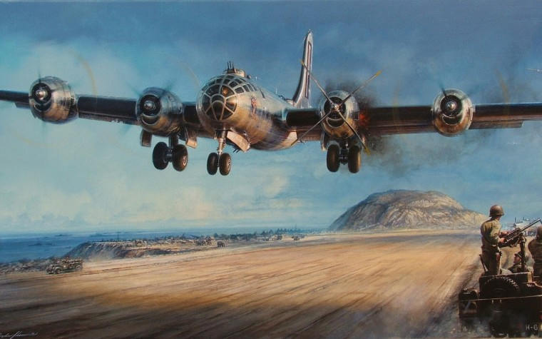 Boeing B-29 Superfortress Wallpapers