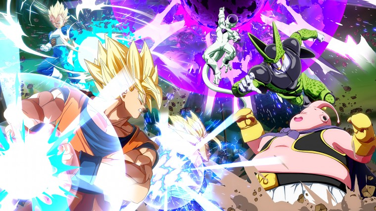 Dragon Ball FighterZ HD Wallpapers
