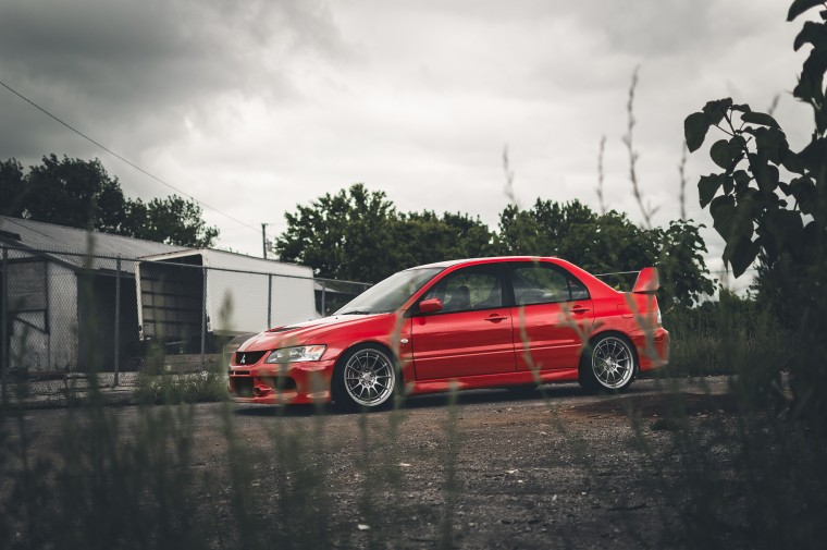 Mitsubishi Evolution VIII Wallpapers