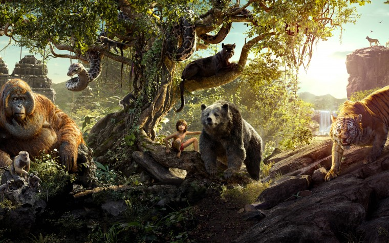 The Jungle Book (2016) Wallpapers