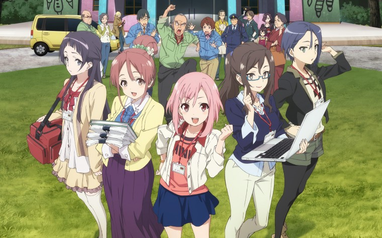 Sakura Quest Wallpapers