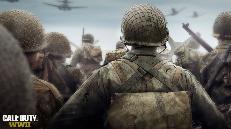 Call of Duty: WWII HD Wallpapers