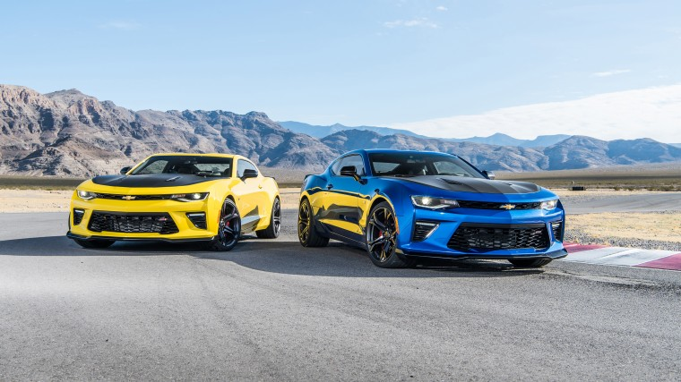 Chevrolet Camaro 1LE Wallpapers