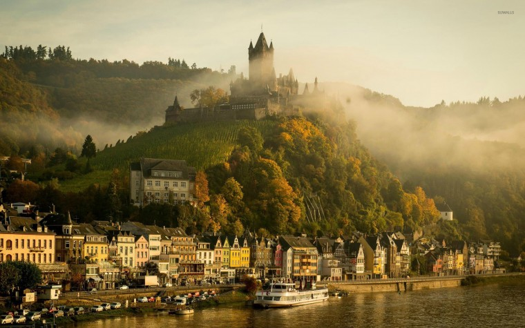 Cochem Castle Wallpapers