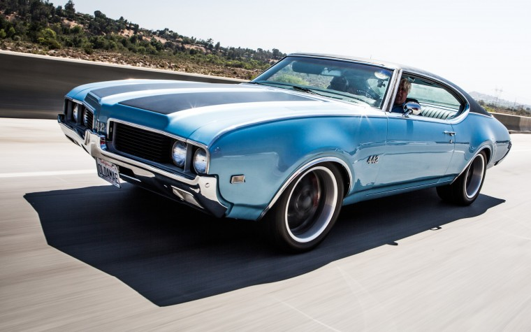 Oldsmobile 442 Wallpapers