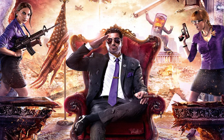 Saints Row IV HD Wallpapers