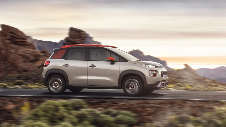 Citroen C3 Aircross Wallpapers