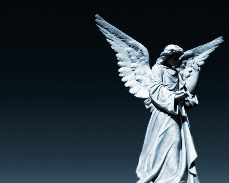 Angel Statue Wallpapers