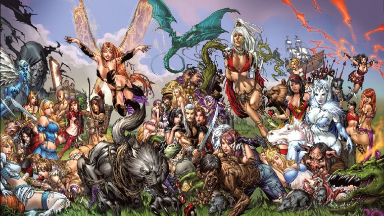 Grimm Fairy Tales Wallpapers