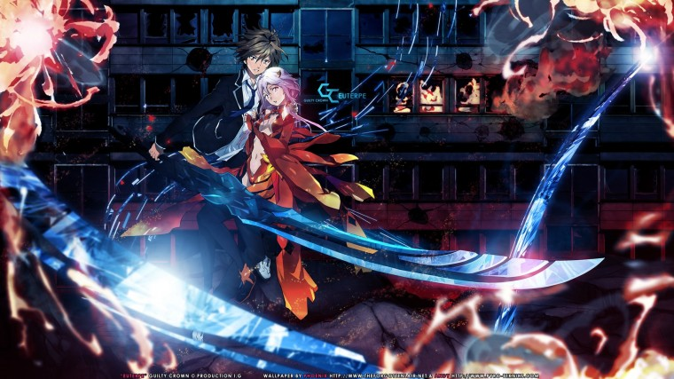 Guilty Crown Wallpapers