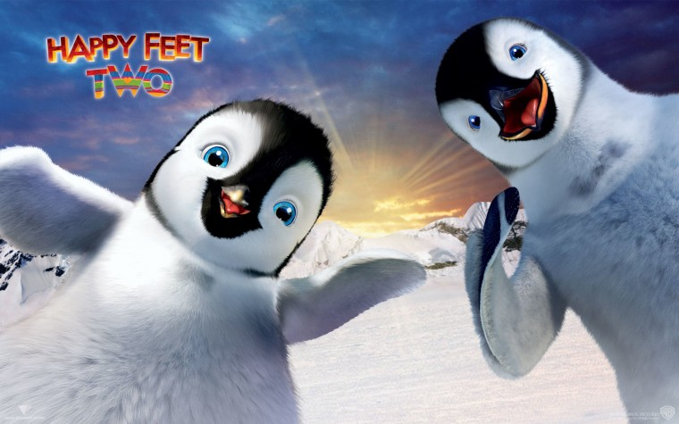 Happy Feet 2 Wallpapers