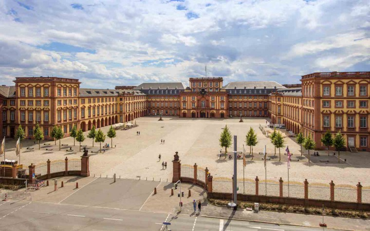 Mannheim Palace Wallpapers