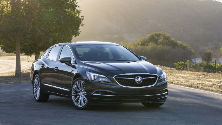 Buick LaCrosse Wallpapers