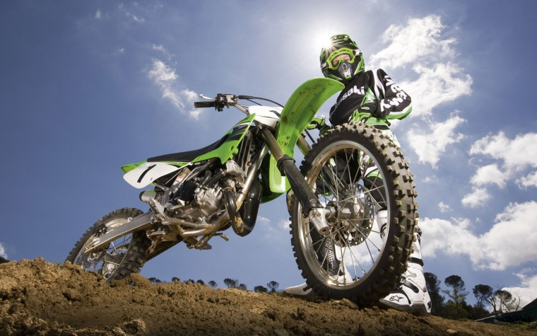 Kawasaki KX Wallpapers