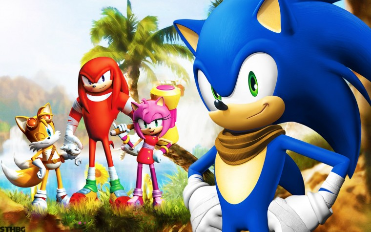 Sonic Boom Wallpapers
