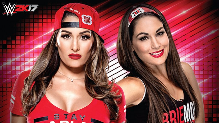 The Bella Twins Wallpapers