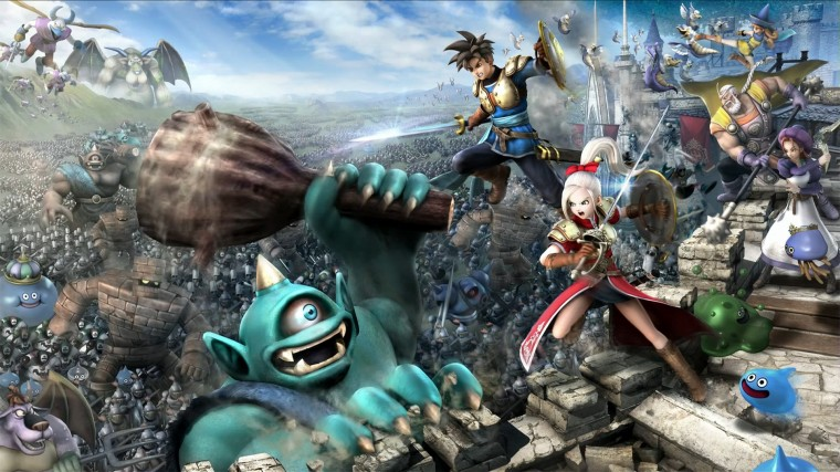 Dragon Quest Heroes HD Wallpapers