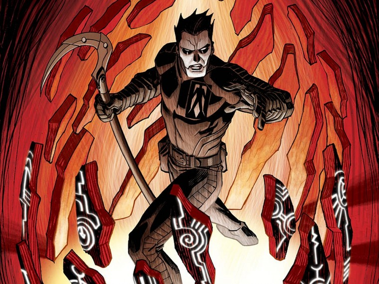 Shadowman Wallpapers