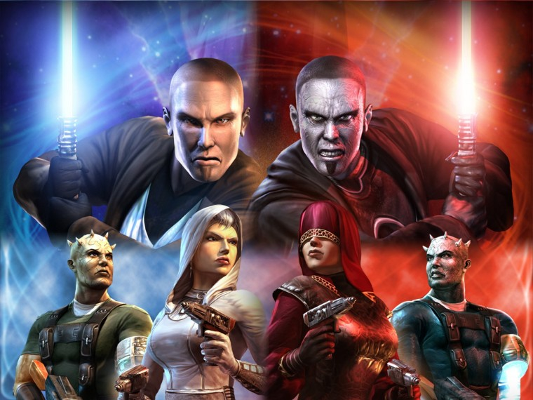 Star Wars: Knights Of The Old Republic Ii HD Wallpapers