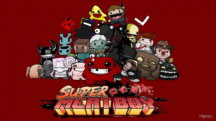 Super Meat Boy HD Wallpapers