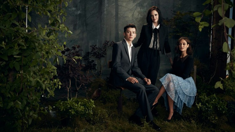 Miss Peregrine's Home for Peculiar Children Wallpapers
