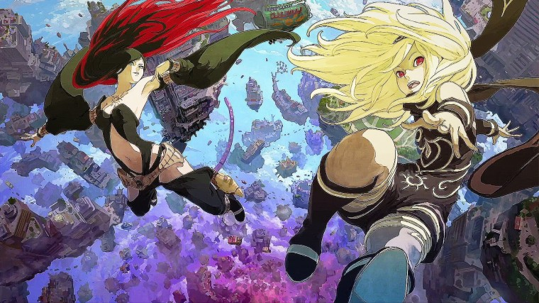 Gravity Rush 2 HD Wallpapers