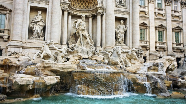 Trevi Fountain Wallpapers