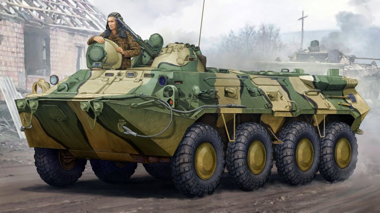 Armored personnel carrier Wallpapers