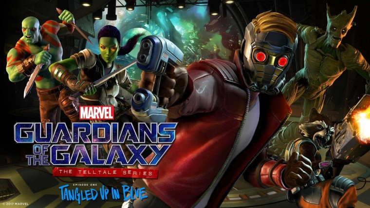 Guardians of the Galaxy: The Telltale Series HD Wallpapers
