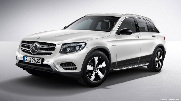 Mercedes-Benz GLC-Class Wallpapers
