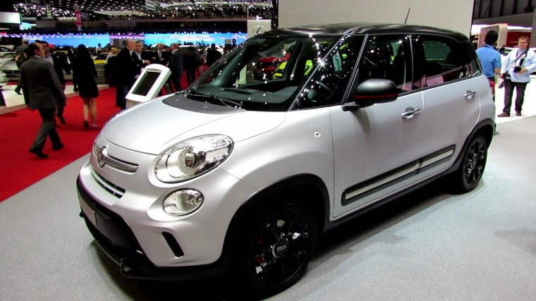 Fiat 500L Beats Edition Wallpapers
