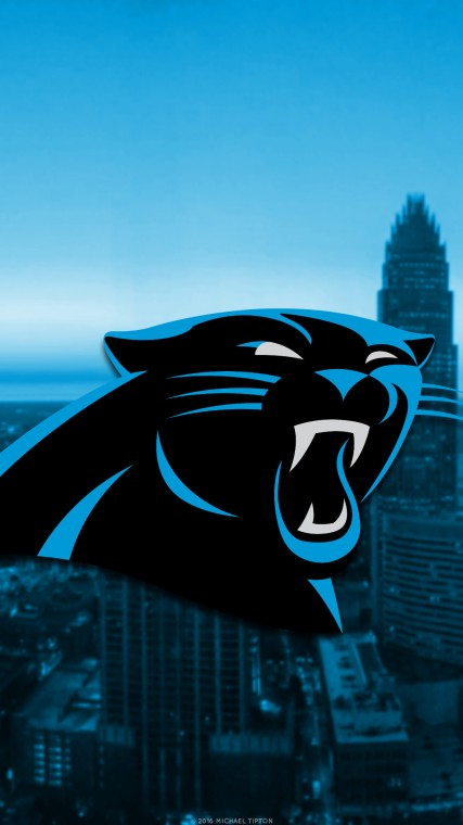 Carolina Panthers iPhone 5