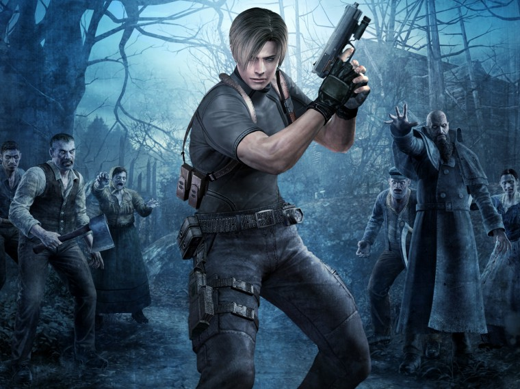 Resident Evil 4 HD Wallpapers