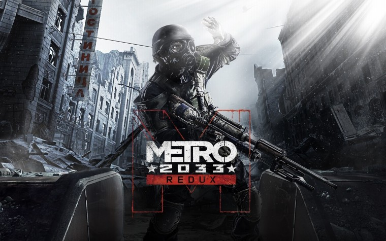 Metro 2033 Redux HD Wallpapers