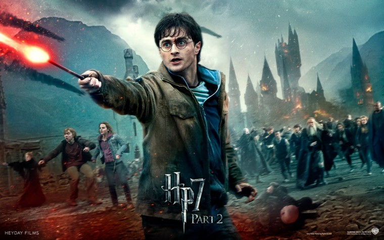 Harry Potter and the Deathly Hallows: Part 2 Wallpapers