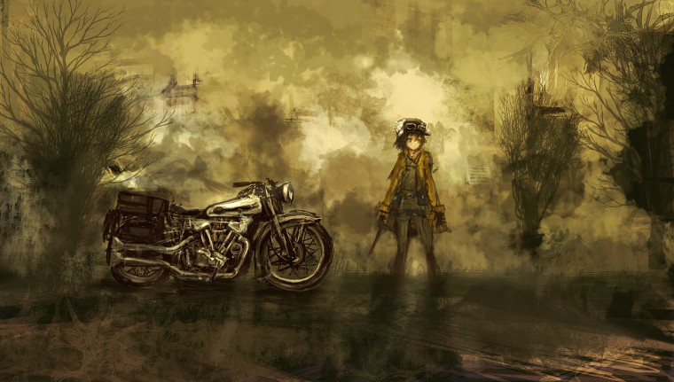 Kino's Journey Wallpapers