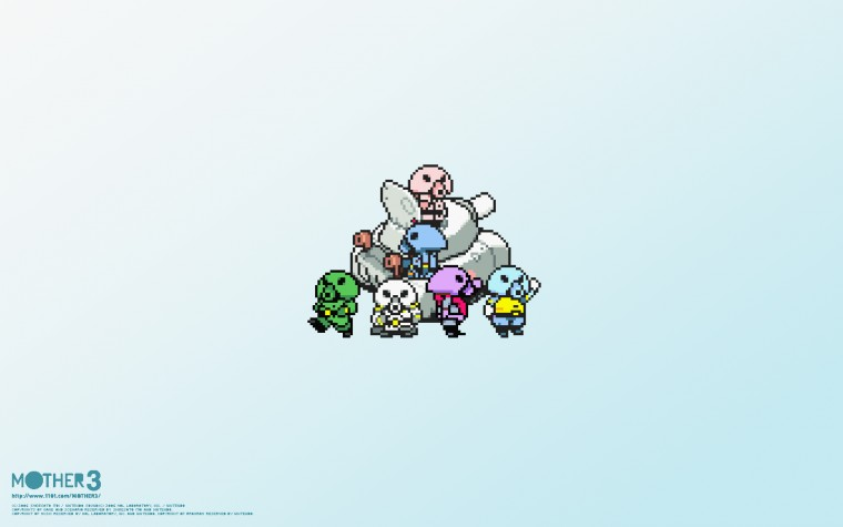 Mother 3 HD Wallpapers