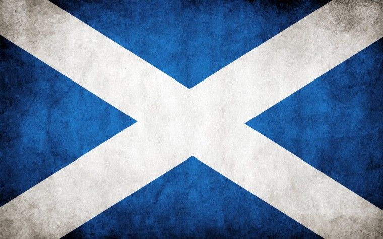 Flag Of Scotland Wallpapers
