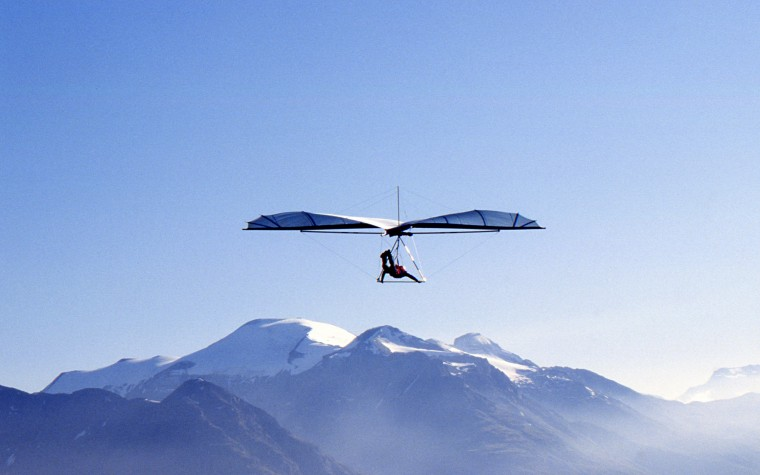 Hang Gliding Wallpapers